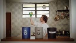 Eureciclo connects consumer goods brands with recyclers, promoting recycling with social responsibility.